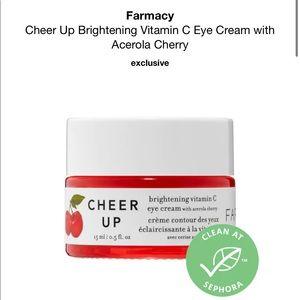 🍒Farmacy Cheer Up Brightening Vitamin C Eye Cream